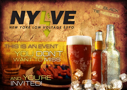 NYLV Expo Post Card